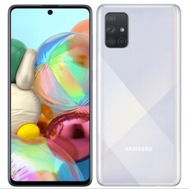 Samsung Galaxy A71 (Foto: Samsung / GSMArena.com)