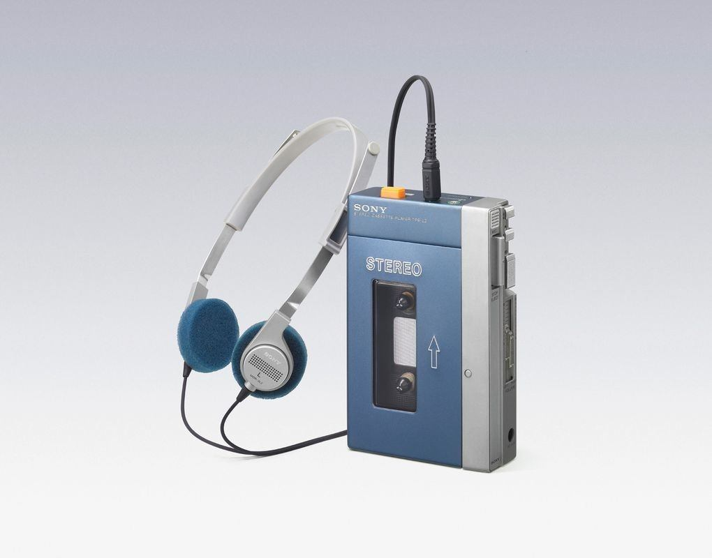 Sony Walkman TPS-L2