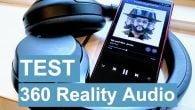 TEST: Du sidder med bandet i stuen og forsangeren lige foran. Musikken tilføres en ny dimension med 360 Reality Audio. Jeg har testet, hvor godt det lyder.