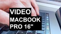 VIDEO: Lyd- foto og videoredigering er pakket sammen til kun 2 kilo og 16-tommer. Her kan du se min test af den første MacBook Pro med 16-tommer skærm.
