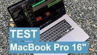 TEST: Kodning, lyd, billede og video. Det er de største forcer for MacBook Pro 16″. For mig har tastaturet være den største nyhed. Læs min anmeldelse her.