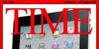 Time, iPad 2010