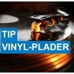 Tip Vinylplader