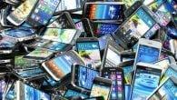 Telia giver penge for gamle telefoner, når du køber en ny. Se hvilke telefoner flest Telia-kunder har afleveret til genbrug siden i sommer.