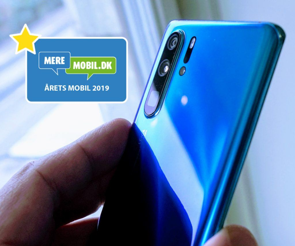 Huawei P30 Pro Årets Mobil 2019