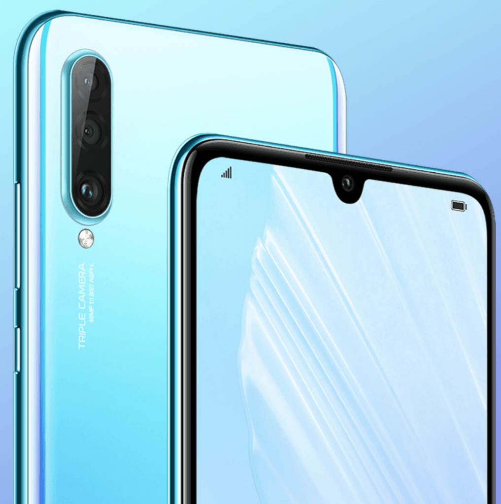 Huawei P30 Lite New Edition, Breathing Crystal