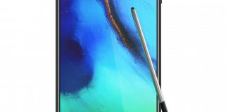 Motorola med stylus