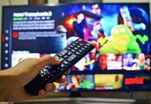 Netflix TV remote