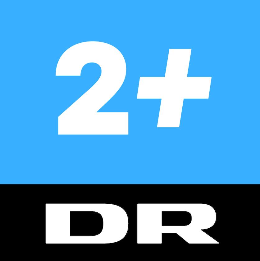 DR2+ logo (Kilde: DR)