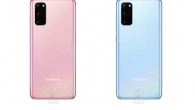 RYGTE: Nye og mere officielle billeder er lækket af det, som ventes at være Samsung Galaxy S20. Vi kan måske se frem til en farverig Galaxy S20.