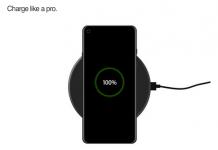 Vil OnePlus 8 Pro understøtte trådløs opladning? (Kilde: Koncept billede fra Max J)