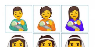 Nye emojis på vej (Kilde: Unicode)