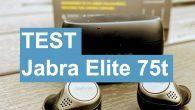 TEST: Fantastisk lyd med mange detaljer og god bund. Her er min anmeldelse af Jabra Elite 75t, som imponerer på de fleste punkter.