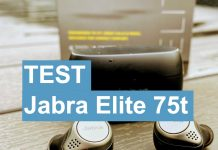 Test Jabra Elite 75t