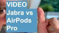 VIDEO: Hvordan lyder Jabra Elite 75t op mod Apple AirPods Pro? Svaret får du i denne videotest.