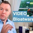 Video bloatware