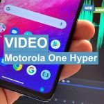 Video Moto One Hyper