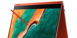 Samsung Galaxy Chromebook annonceret til CES 2020 (Foto: Samsung)