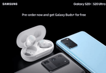 Galaxy Buds+ bundle Galaxy S20