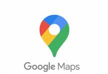 Google Maps ikon
