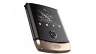RYGTE: Den nye foldbare telefon fra Motorola kommer i en flot eksklusiv guldfarve, i hvert fald hvis man skal tro Evan Blass. Se den flotte telefon her.