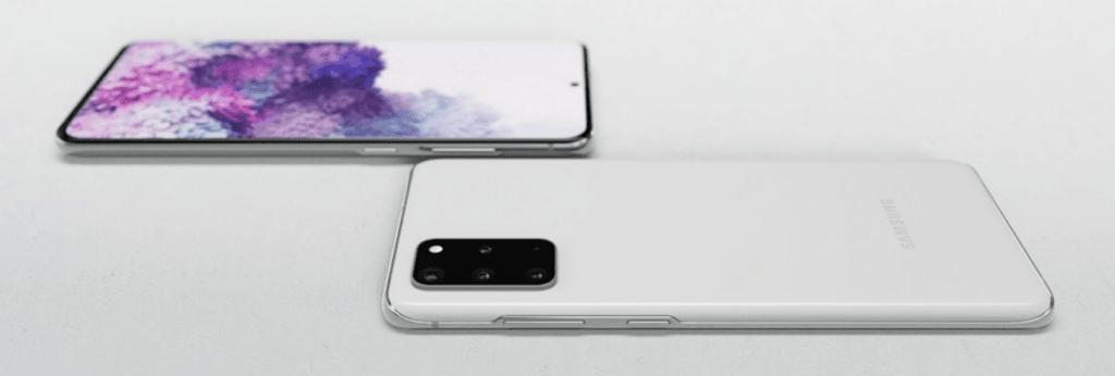 Samsung Galaxy S20 og Galaxy S20+ spottet i nye farver (Kilde: GSMArena.com)