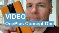 VIDEO: OnePlus Concept One kan ikke købes, siger OnePlus. Det er kun et spørgsmål om tid før en mobil med nogle af elementerne kan købes, mener jeg.
