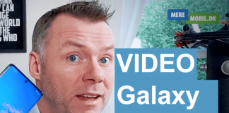 Video Galaxy S10 Lite