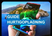 Hurtigopladning guide