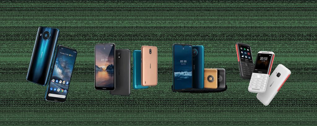 Nokia forår 2020