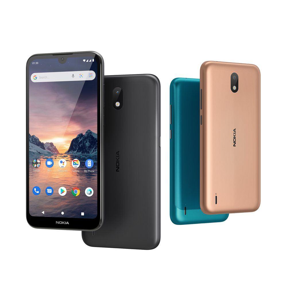 Nokia 1.3 Drax
