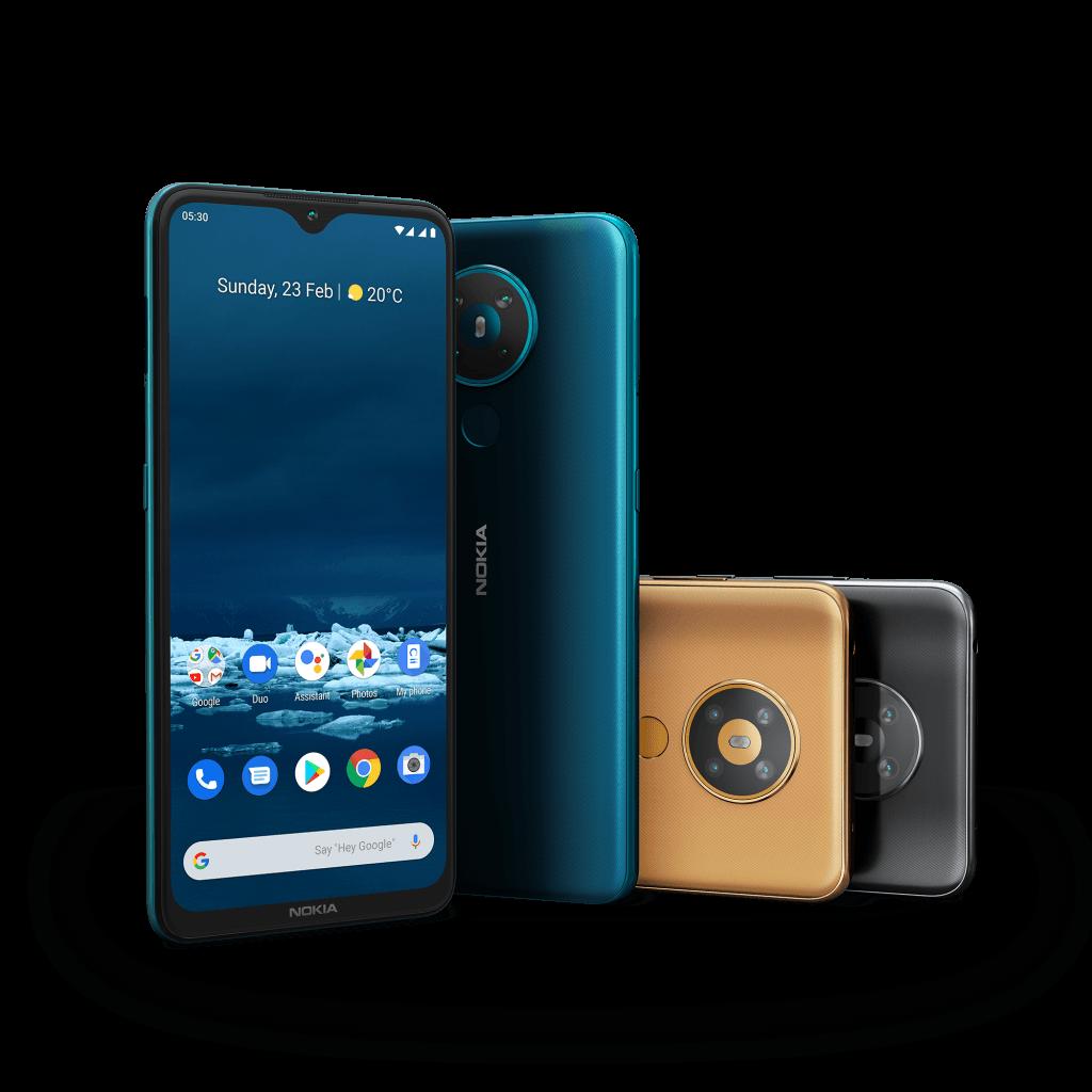 Nokia 5.3 Captain America
