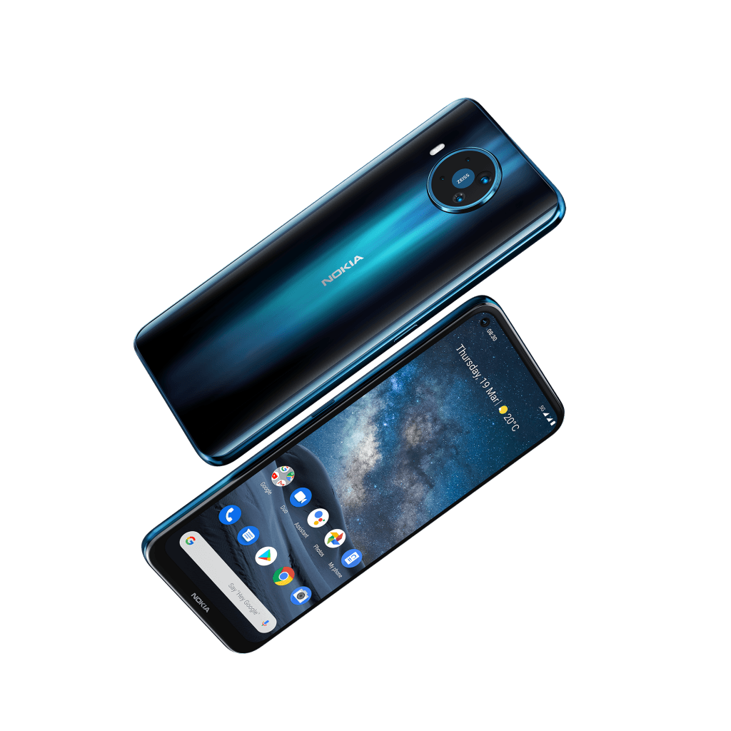 Nokia 8.3 Grooth