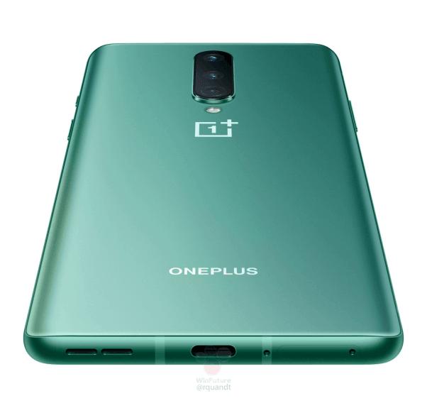 OnePlus 8 lækket af WinFuture
