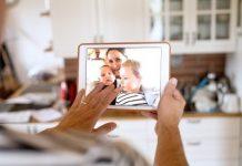 Dataforbruget er fordoblet på FaceTime da vennerne savnes (Foto: 3)
