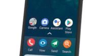 """Doro er klar med en ny smartphone, hvor du kan få """"mormor"""" med på smartphone-bølgen. Pris: Under 2.000 kroner, men fortsat med Doros egne funktioner."""