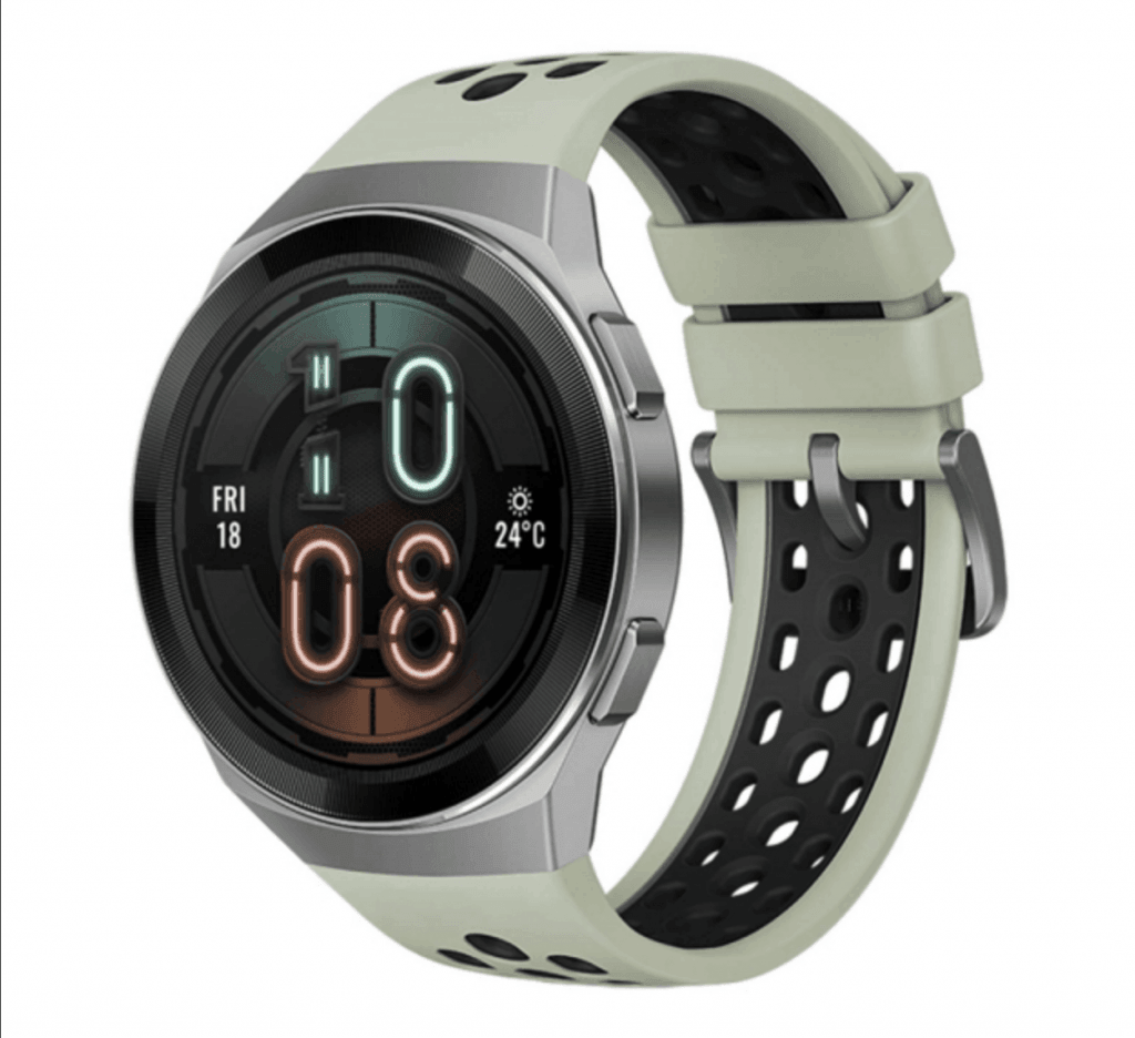 Huawei Watch GT 2e afsløret i Mint Green (Foto: WinFuture)