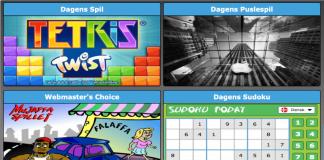 Gratisspil.dk - mere end 6.000 forskellige spil at vælge mellem gratis