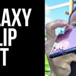 VIDEO Galaxy Galaxy Z Flip
