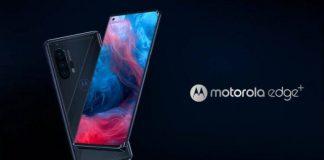 Motorola Edge+ (Kilde: Pocketnow)