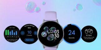 Samsung minder brugerne af deres smartwatches om, at vaske hænder (Foto: Samsung)