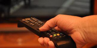 Fjernbetjening remote TV