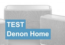 Test Denon Home