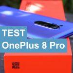 Test OnePlus 8 Pro
