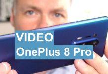 Video OnePlus 8 Pro