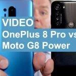OnePlus vs Moto