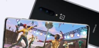 Fortnite på OnePlus 8-serien
