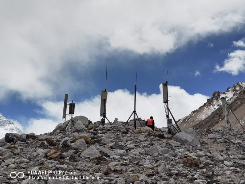 Huawei 5G Mount Everest