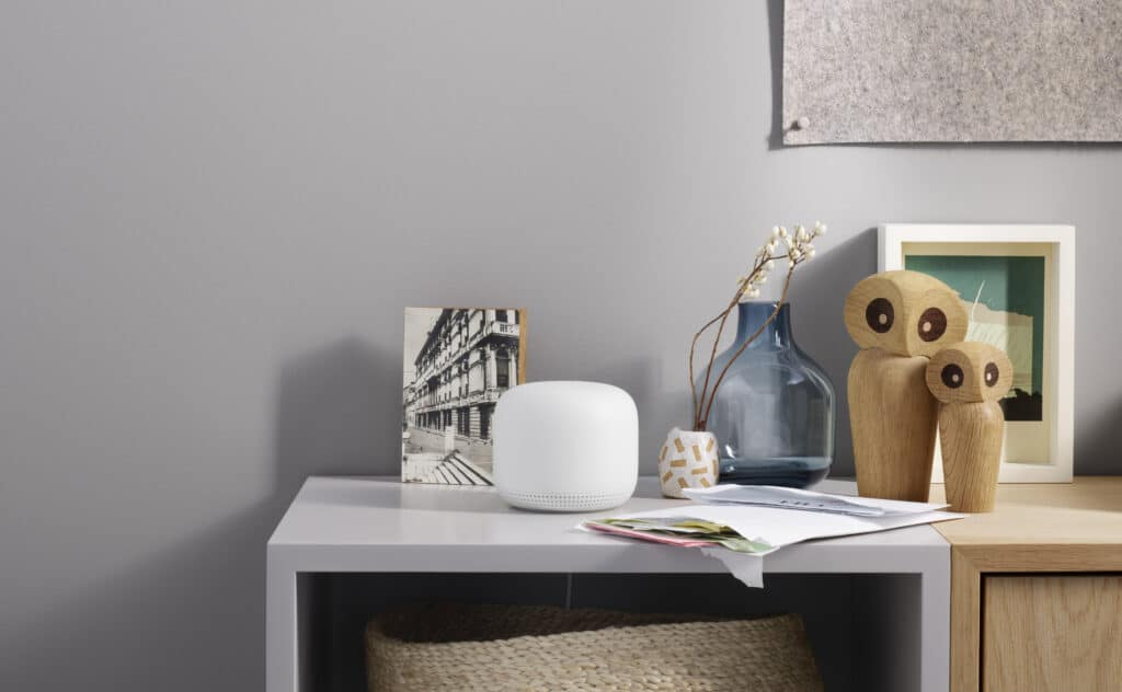 Google Nest Wifi i Danmark