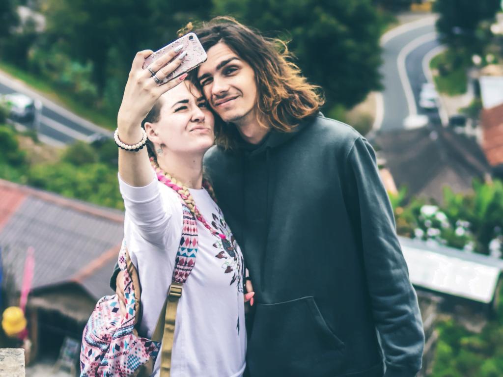 Det bedste selfiekamera